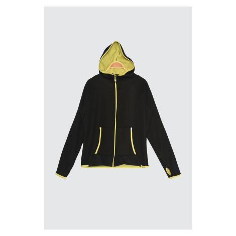 Trendyol Black Sports Jacket