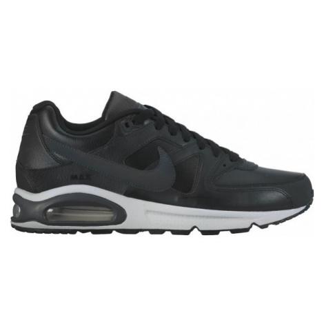 Nike AIR MAX COMMAND LEATHER černá - Pánská vycházková obuv