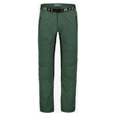 Nordlanc Adventure pánské outdoorové kalhoty zelené Nordblanc