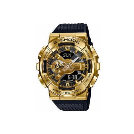 Casio G-Shock GM 110G-1A9ER černá / zlatá