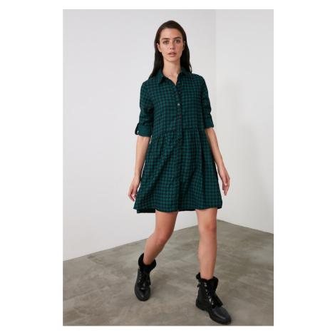 Trendyol Oil Shirt Dress