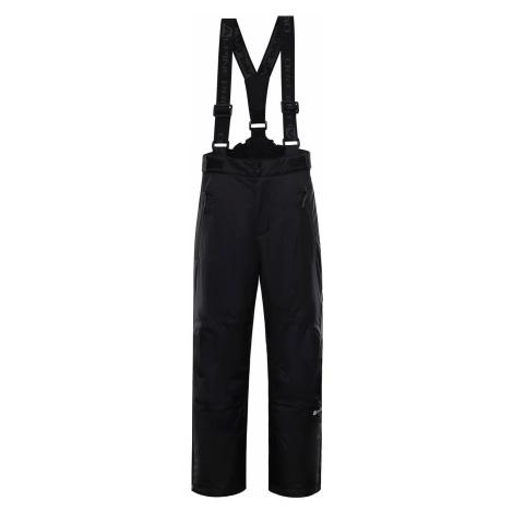 Dětské lyžařské kalhoty Alpine Pro ANIKO 3 - černá