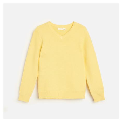 Reserved - Klasický svetr - Žlutá