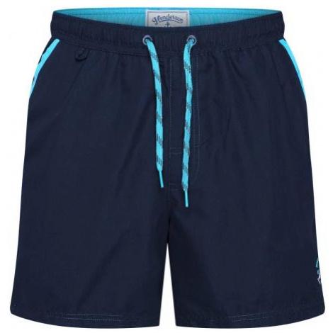 Pánské plavky Henderson 37833 modré | tmavě modrá