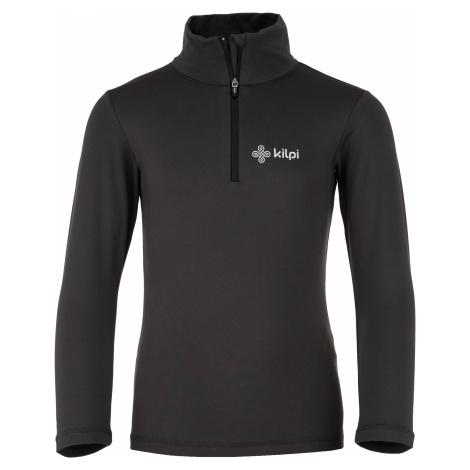 Dětské funkční tričko KILPI WILKE-J tmavě šedá
