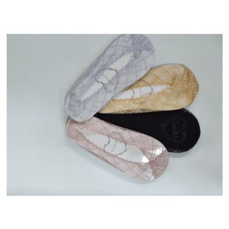 Vzorované ponožky ťapky WZ.54