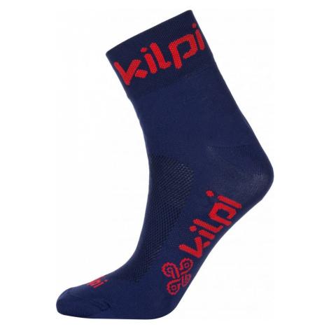Unisex ponožky KILPI REFTON-U tmavě modrá
