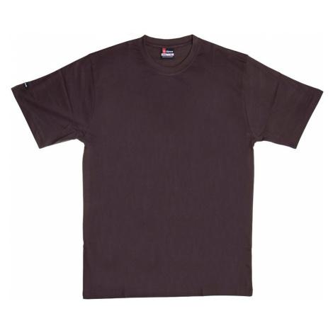 Pánské tričko 19407 brown Esotiq & Henderson