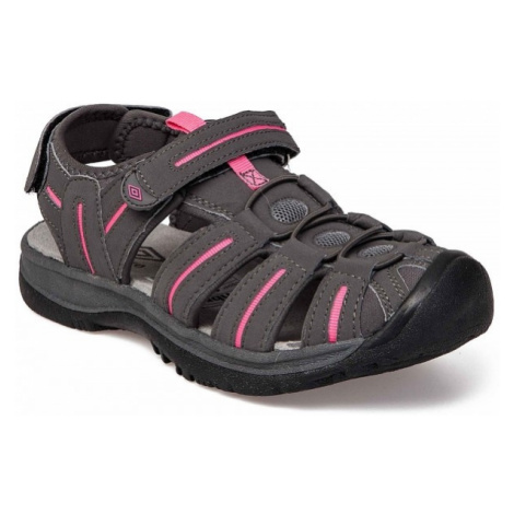 Umbro EMMA šedá - Dámské sandály