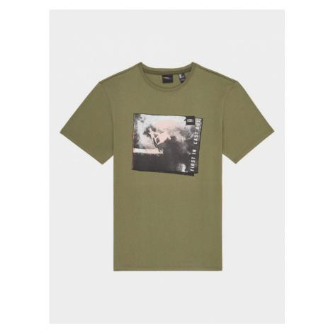 Tričko O´Neill Lm Surf T-Shirt Hnědá O'Neill