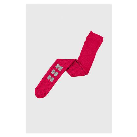 Dívčí punčochové kalhoty Mayoral Compo červená