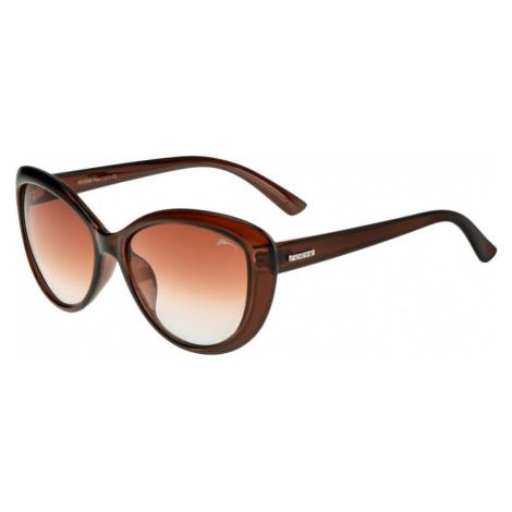RELAX Pine Dámské sluneční brýle R0329B hnědá 20L