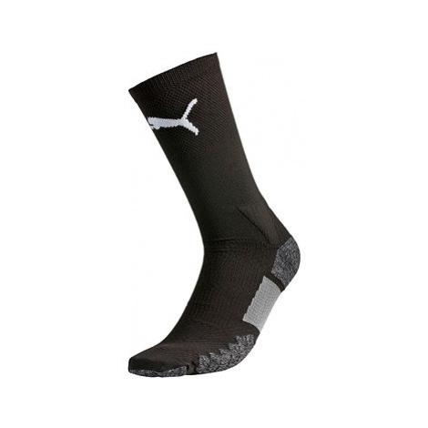 Puma Match Crew Socks, černá/šedá, EU 39 - 42