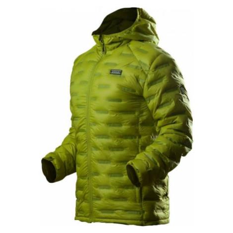 TRIMM TRAIL zelená - Pánská sportovní bunda