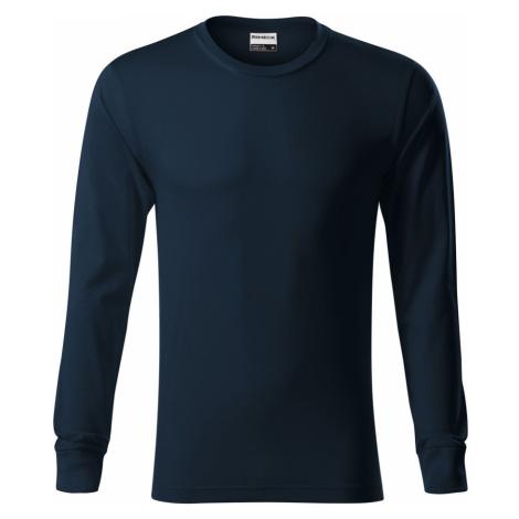 RIMECK Resist LS Uni triko s dlouhým rukávem R0502 námořní modrá