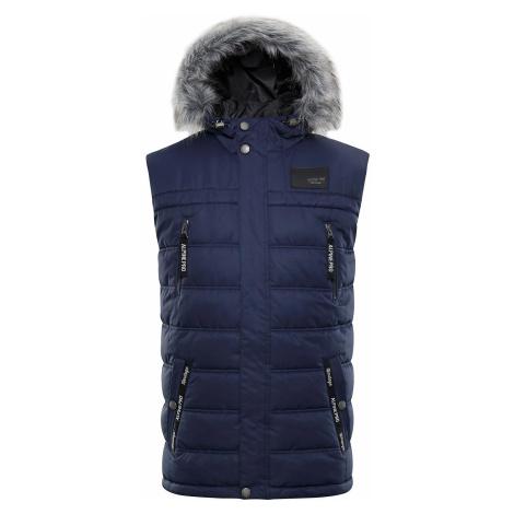 Pánská vesta Alpine Pro JARVIS 2 - tmavě modrá
