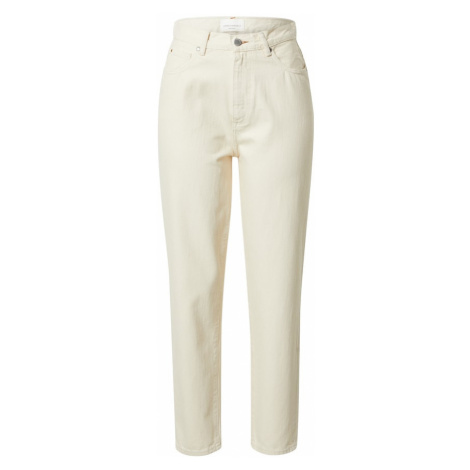 ARMEDANGELS Kalhoty 'MAIRAA' barva bílé vlny