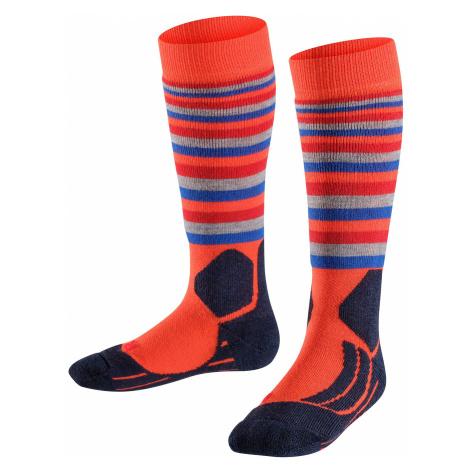 Ponožky Falke SK2 JUNIOR oranžová