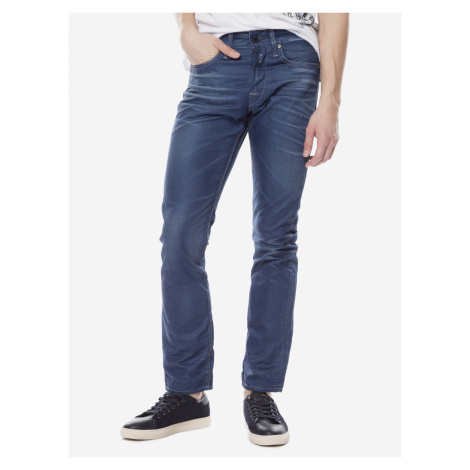Waitom Jeans Replay Modrá