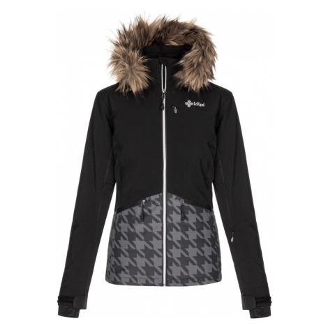 KILPI Dámská lyžařská bunda TESSA-W LL0042KIBLK Černá