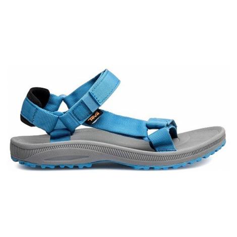 Teva Winsted Solid L, sv. modrá Dámské sandále Teva