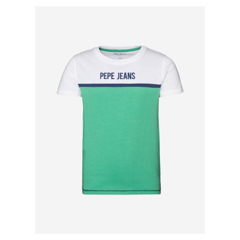 Alane Triko dětské Pepe Jeans Bílá