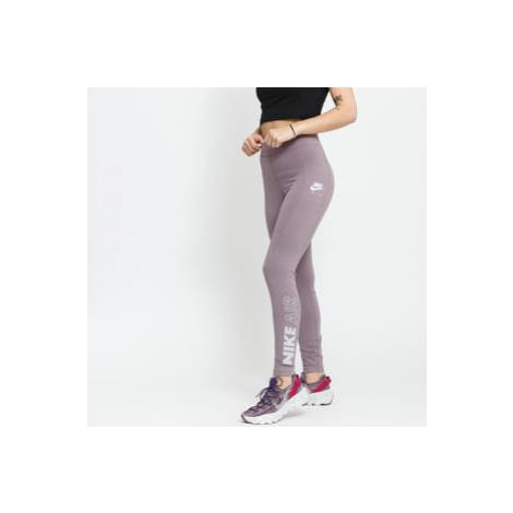Nike W NSW Air Legging High Rise tmavě fialové