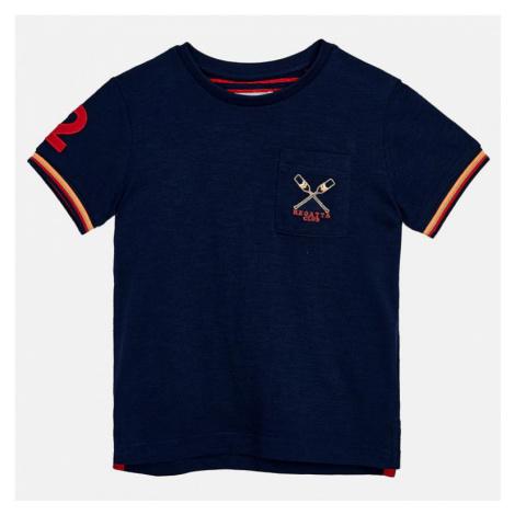 Chlapecké triko Mayoral 3058 | modrá