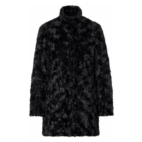 Dlouhá bunda z imitace kožešiny Cellbes