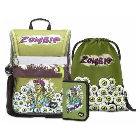 Baagl Školní set Zippy Zombie