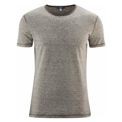 Pánské lněné eko tričko