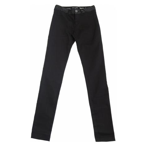 Černé džíny s potiskem Desigual
