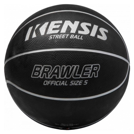 Kensis BRAWLER5 černá - Basketbalový míč
