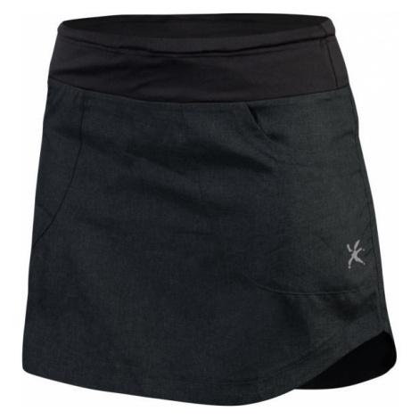 Klimatex LIMA černá - Dámská outdoorová sukně