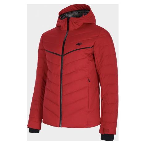 Pánská lyžřská bunda 4F KUMN152R Červená