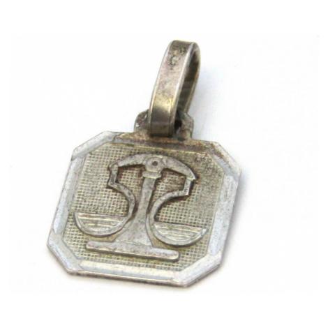 AutorskeSperky.com - Stříbrný přívěsek znamení váha - S1344