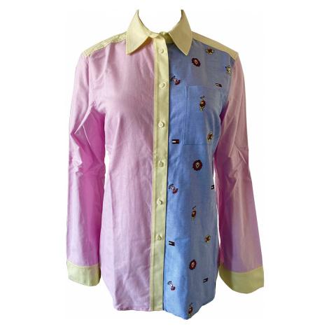 Dámská košile Tommy Hilfiger RW0RW00882/901