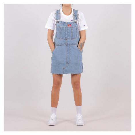 Modré džínové šaty s laclem Hopewell Dickies