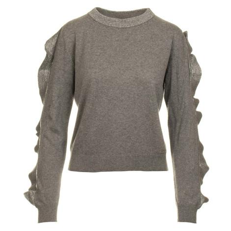 Guess dámský svetr šedý