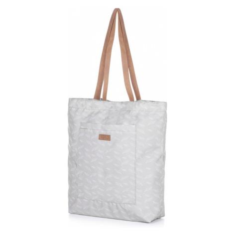 LOAP TINNY Dámská kabelka BL20117U05A White Sand / White
