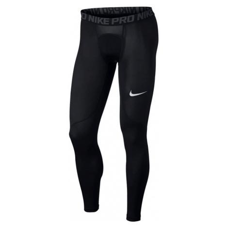 Nike Pro pánské kompresní kalhoty černé