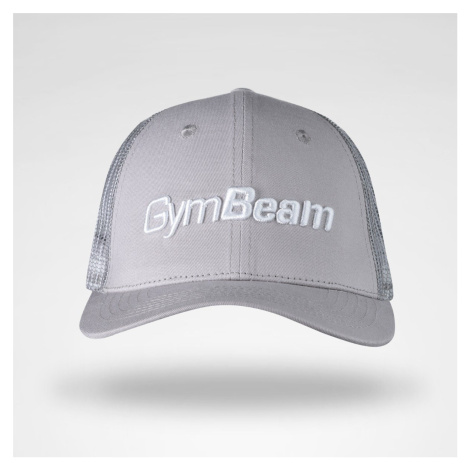 Kšiltovka Mesh Panel Cap Grey uni - GymBeam