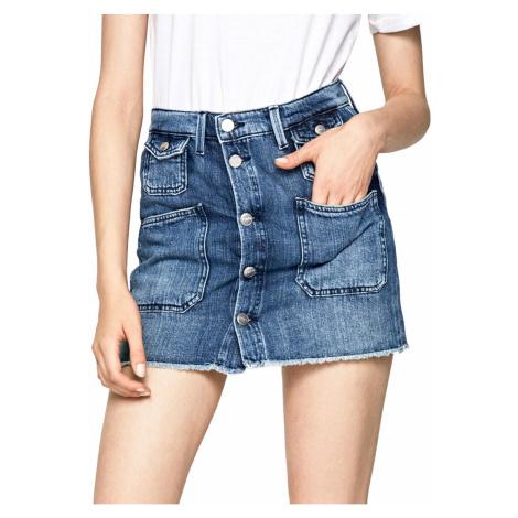 Pepe Jeans Pepe Jeans dámská denim sukně Alba