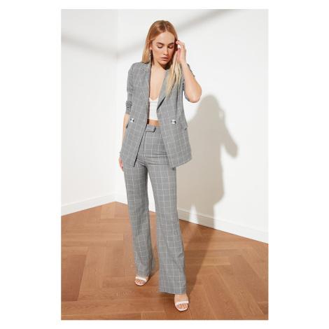 Women's blazer Trendyol Patterned