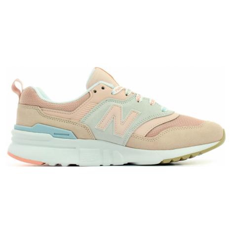 Dámská obuv New Balance CW997HKC Oranžová / Bílá