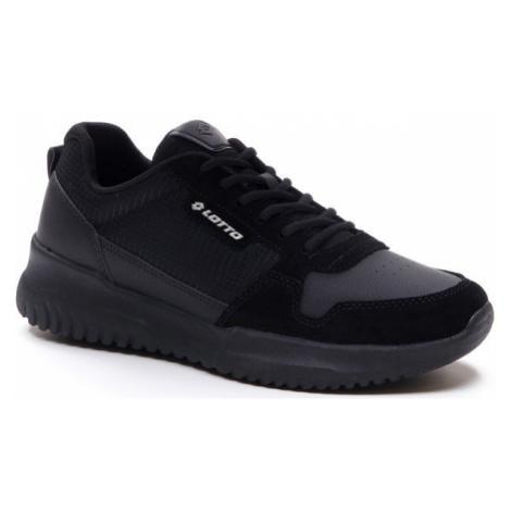 Lotto CITYRIDE AMF SMART NU černá - Pánská volnočasová obuv