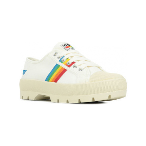 Gola Coaster Peak Rainbow Bílá