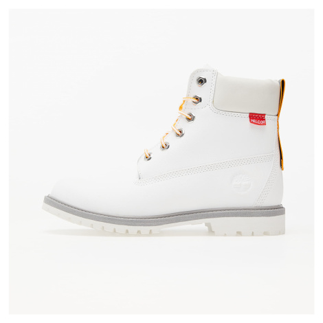 Timberland 6 In Heritage Cupsl Wp White