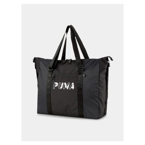 Puma černá sportovní taška