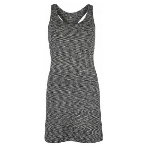 Dámské elastické šaty KILPI Sonora-w černá